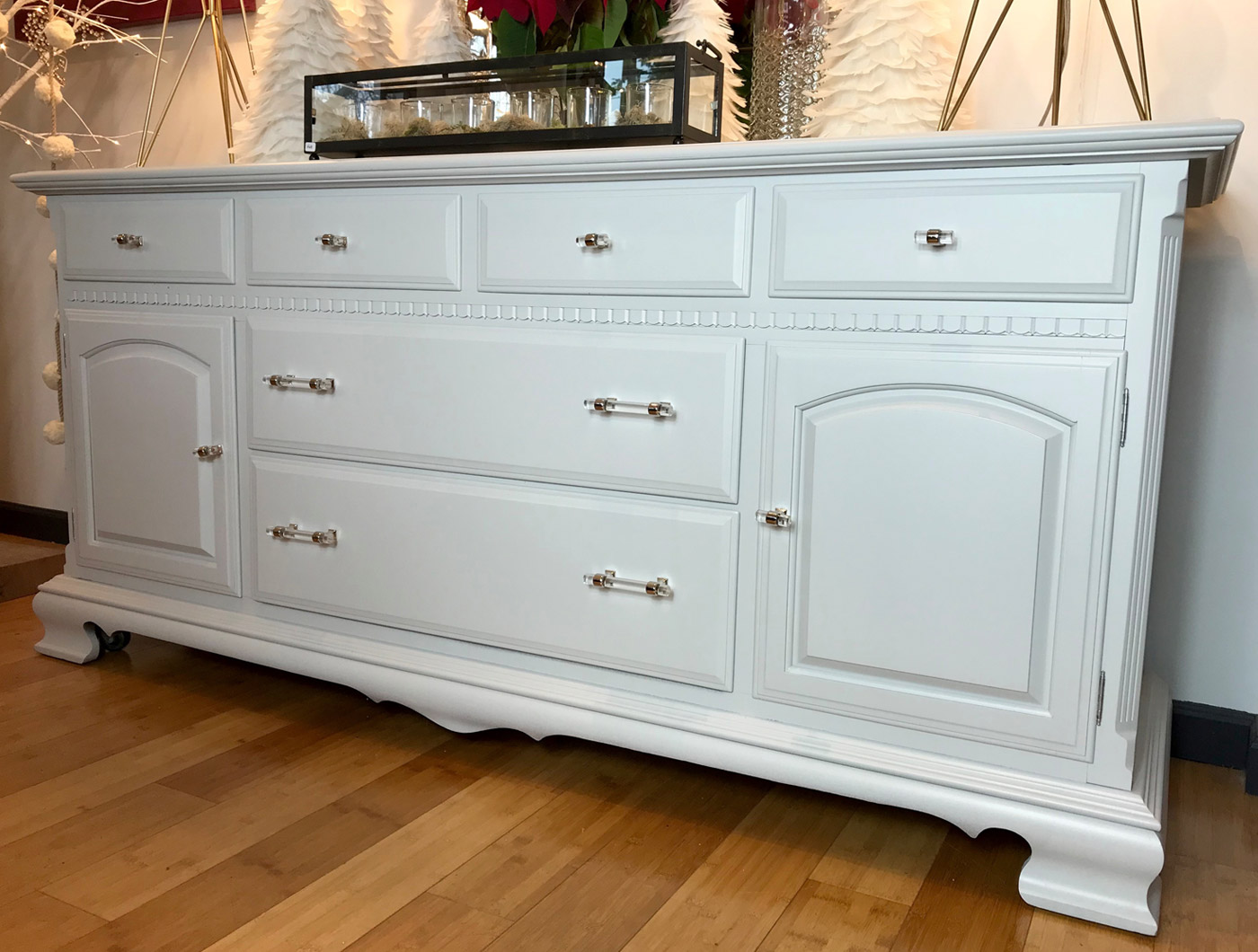 Ethan Allen Credenza Dresser - The Phinery Furniture Seattle