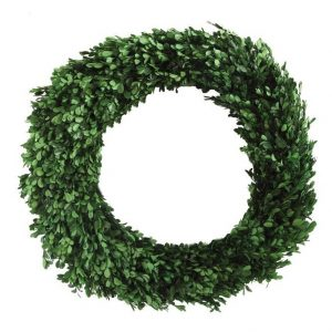 Boxwood Wreath - The Phinery