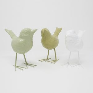 Decorative Resin Birds - The Phinery