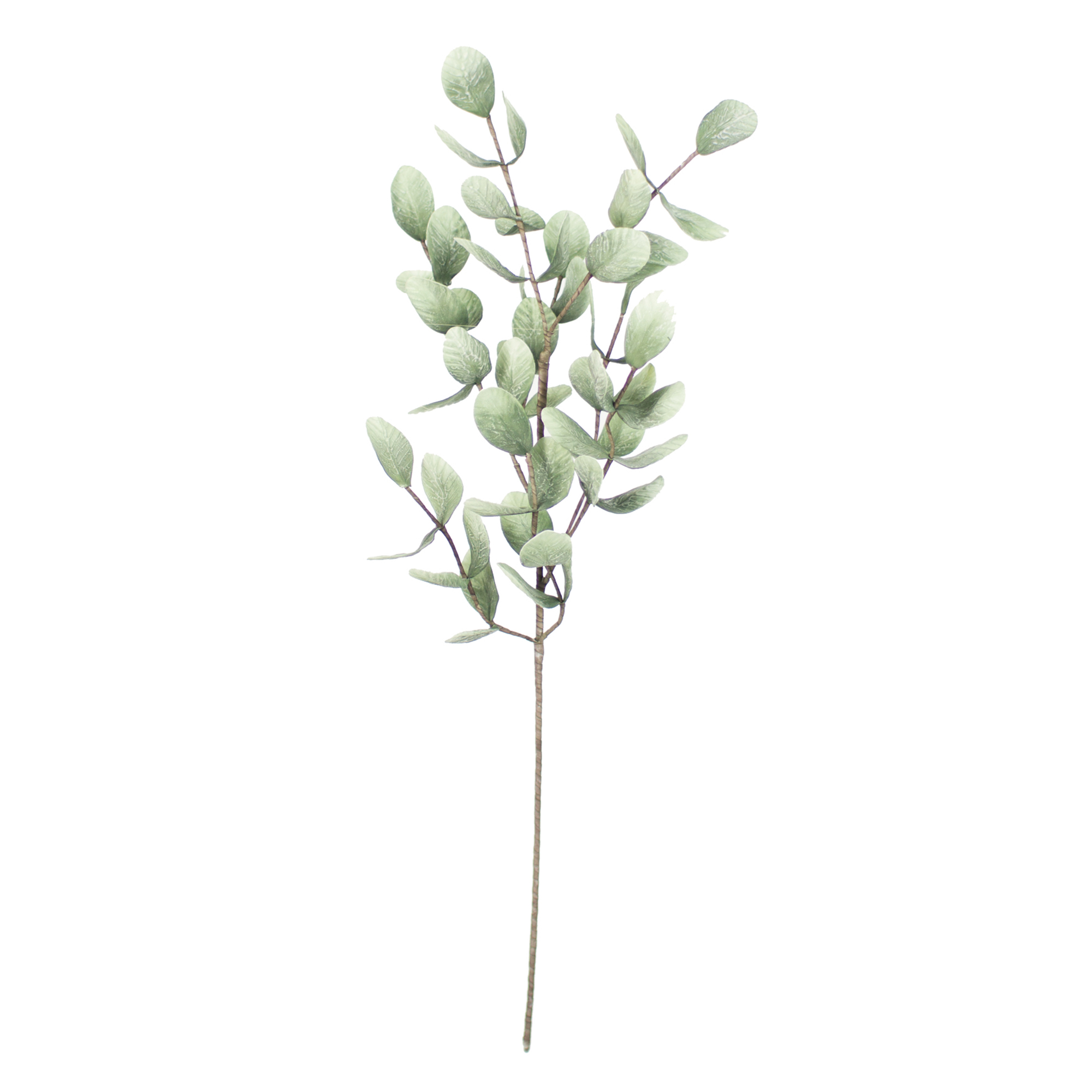 Jade Leaf Branch faux flower decor