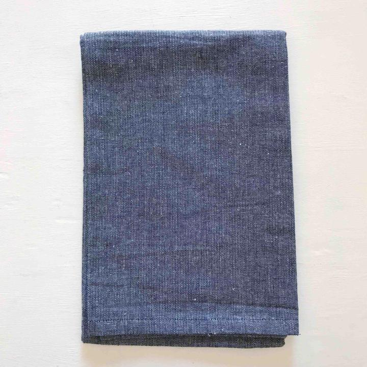 Denim Blue Tea Towel