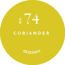 Coriander Scented Mixture Candle