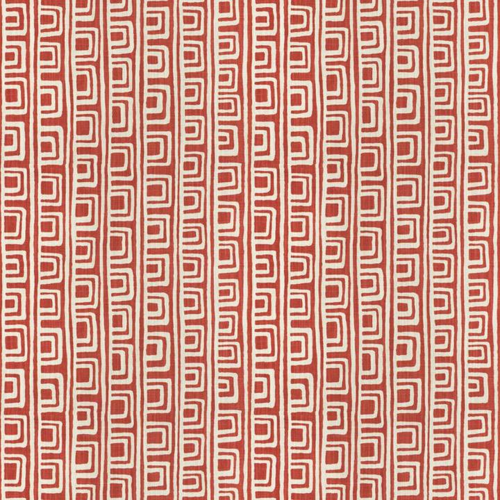 Block Party Lacquer Fabric per yard