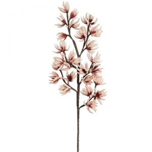 Pale Pink Faux Flower Branch