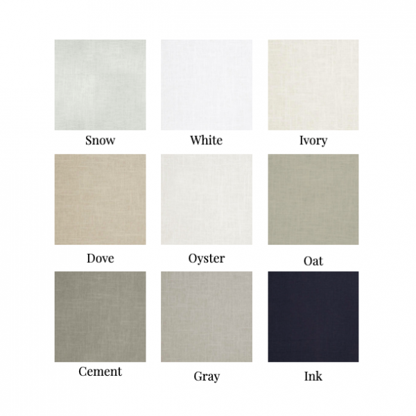 Drapery Fabric Colors