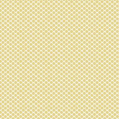 Solarium Yellow Small Print Wallpaper