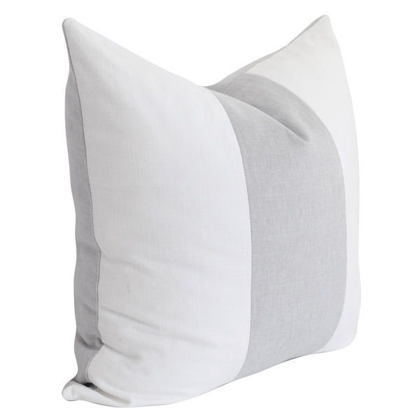 Fog Color Block Pillow Cover 02