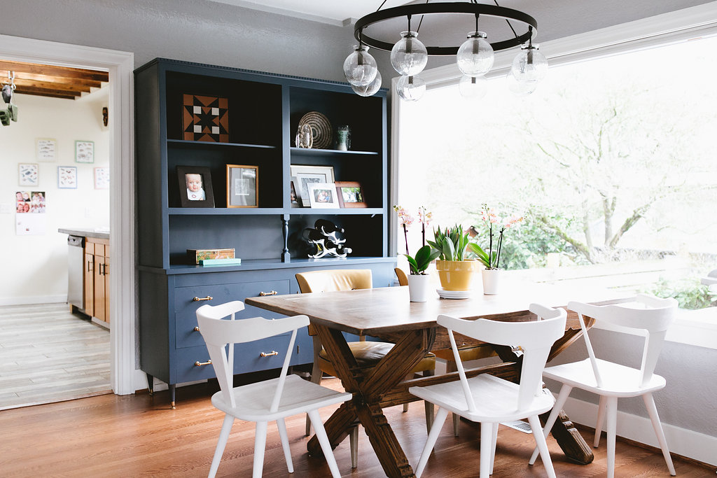 Mid Century Modern Dining Room The Phinery