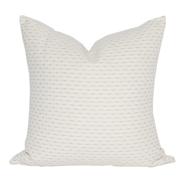 Agena Natural Pillow Cover 01
