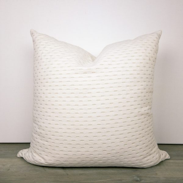Ivory Designer Pillow
