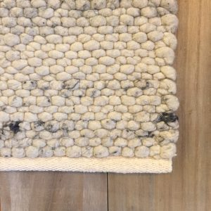 Cobblestone Wool Area Rug