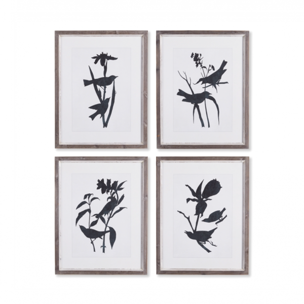 Bird Silhouette Prints