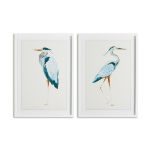Blue Heron Art Prints