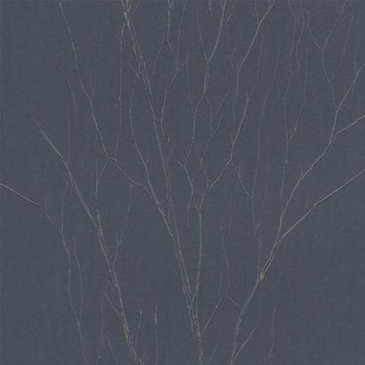 Estuary Navy Blue Wallpaper