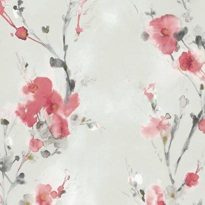 Candice Olson Charm Floral Wallpaper