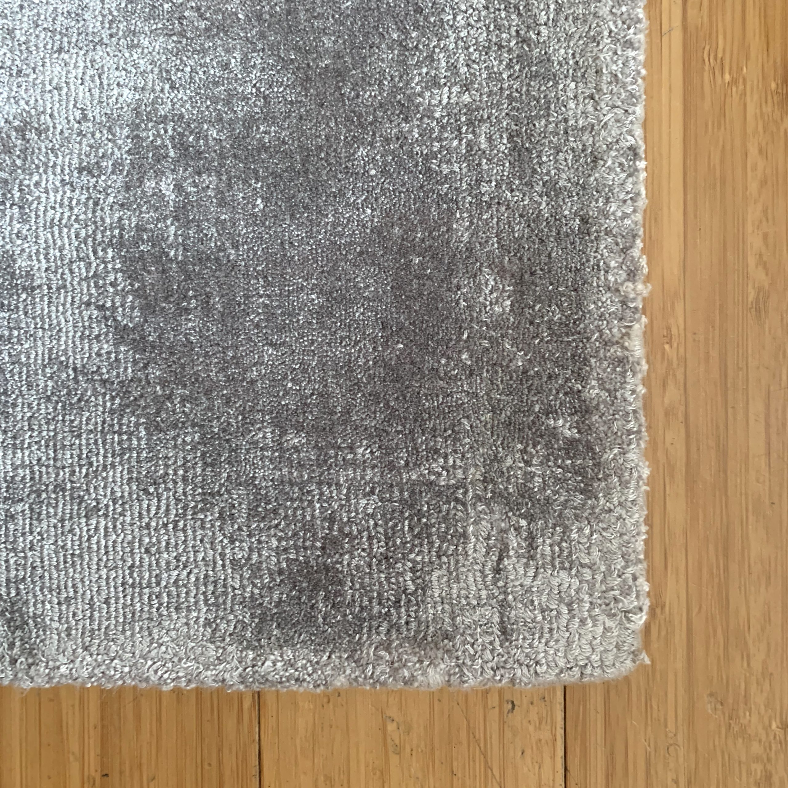Berline Distressed Dove Gray Rug