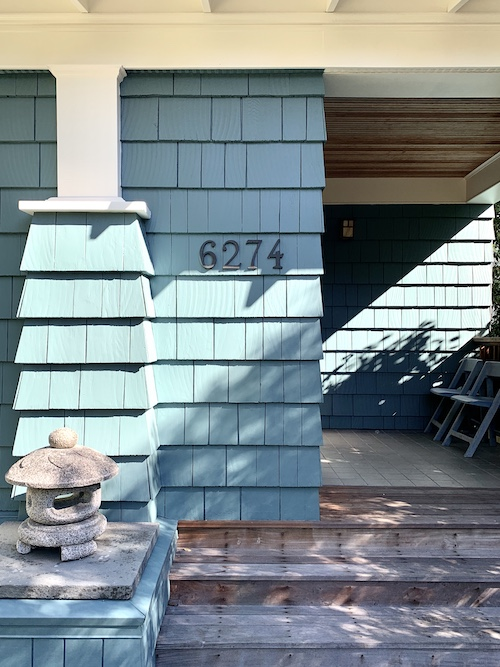 Benjamin Moore Carribean Blue 2