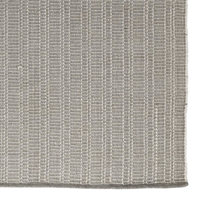 Minimalist Woven Indoor/Outdoor Rug - Pebble