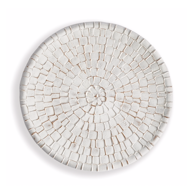 Decorative Hammered Plate
