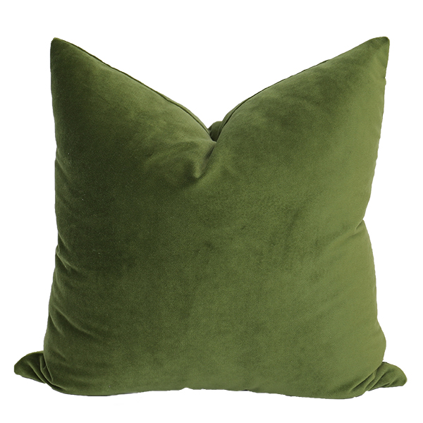 Lush Forest Pillow Cover 01