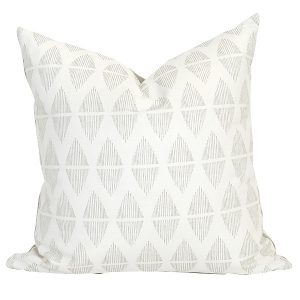 Freud Diamond Natural Pillow Cover 01