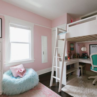 Girls Tween Teen Bedroom